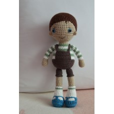 Amigurumi Emre boy - cotton