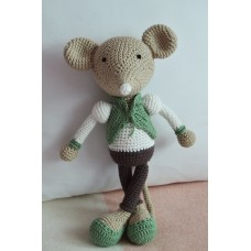 Amigurumi Mouse - Cotton